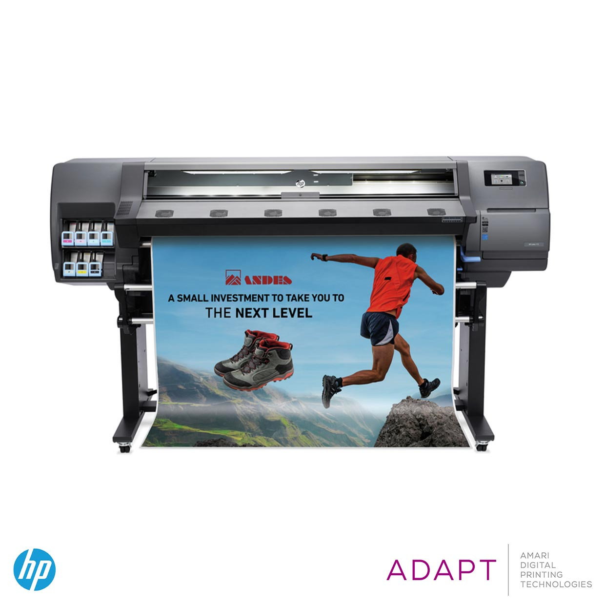 HP Latex Roll To Roll Printers