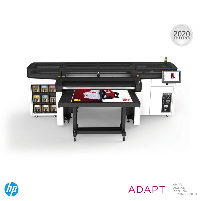 HP Latex Flatbed Printers
