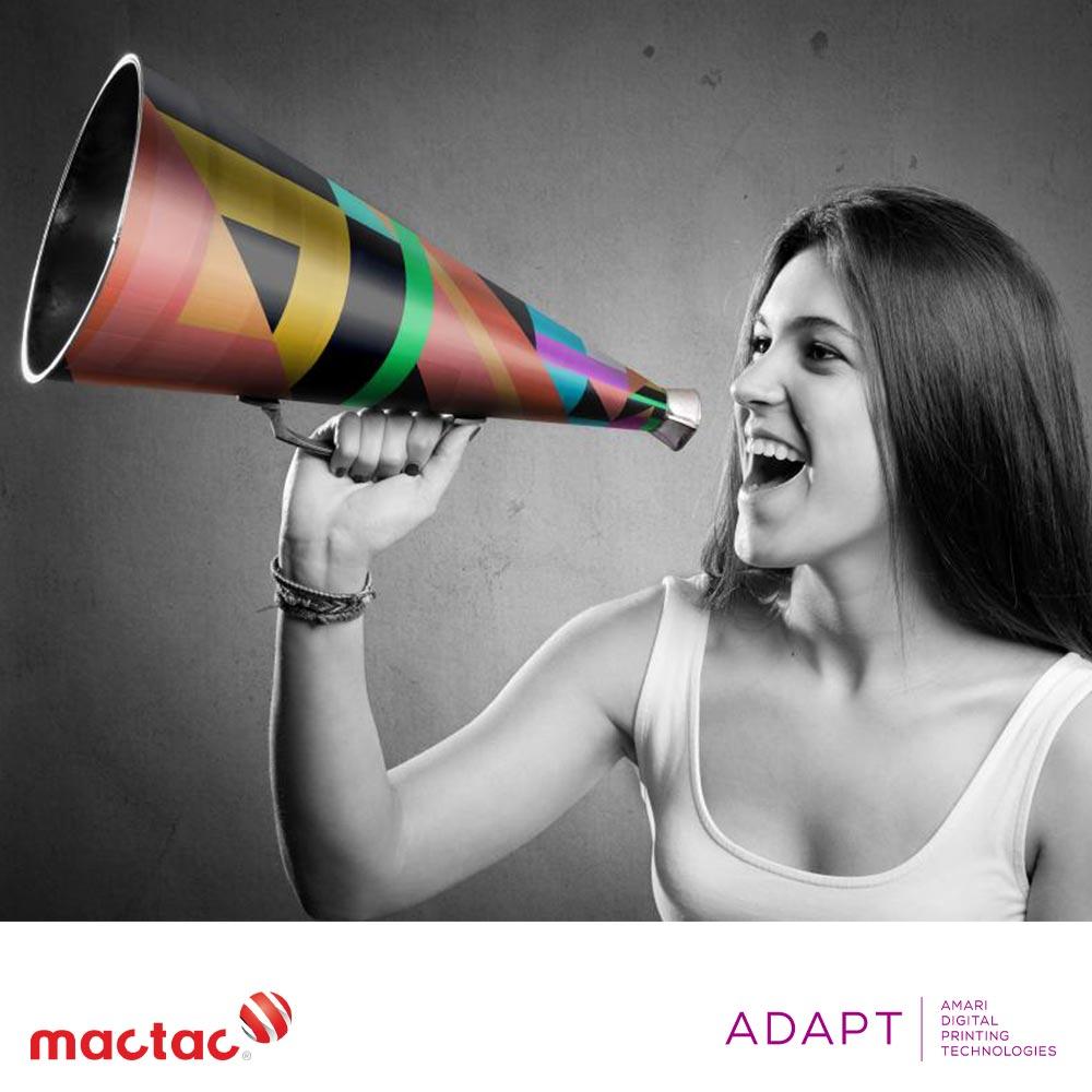 Mactac JT 9700 Polymeric Print Vinyls