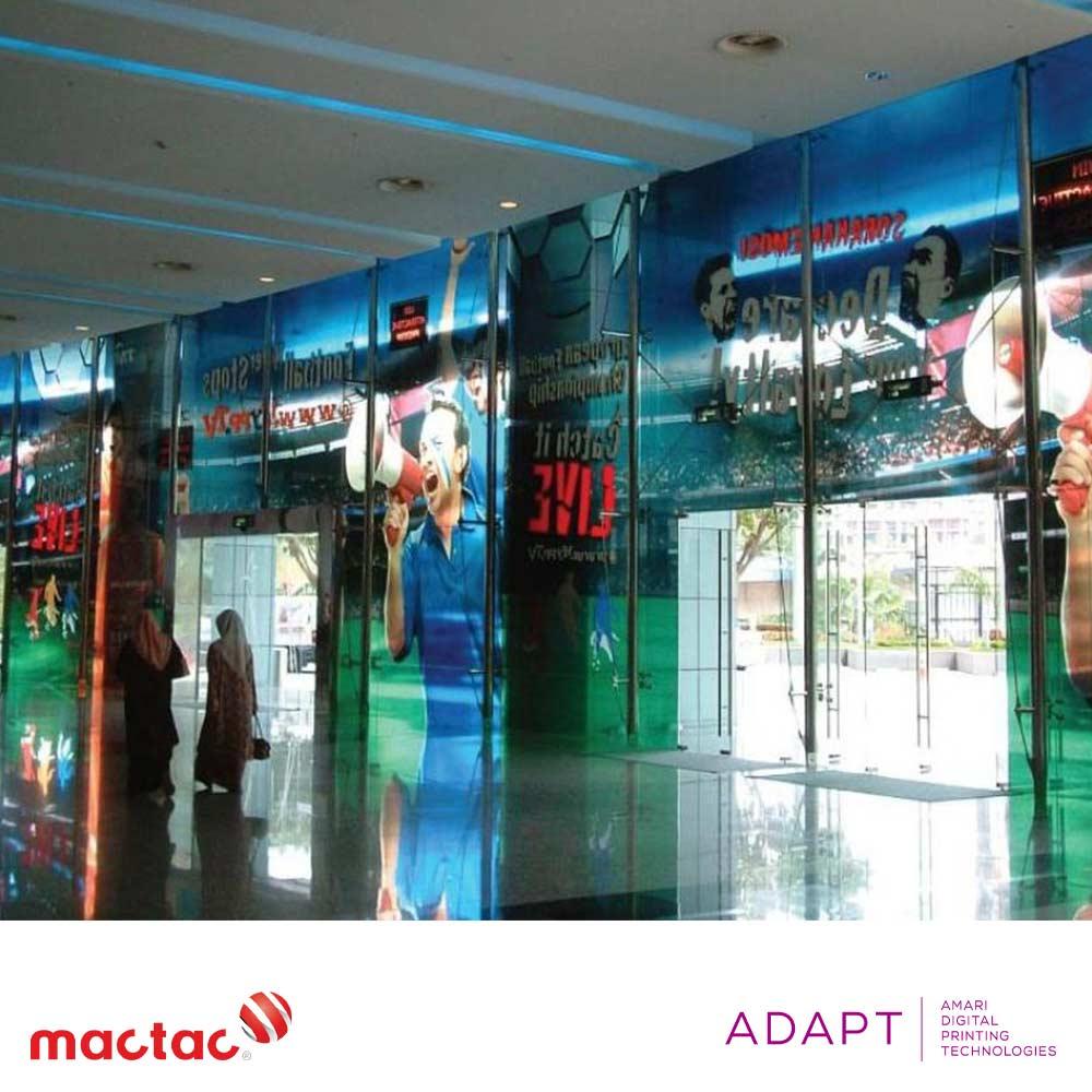 Mactac JT 9300 Polymeric Print Vinyls