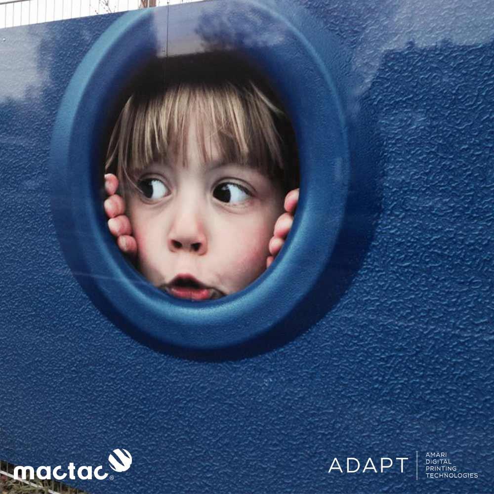 Mactac LUV7036 Anti-Graffiti Film