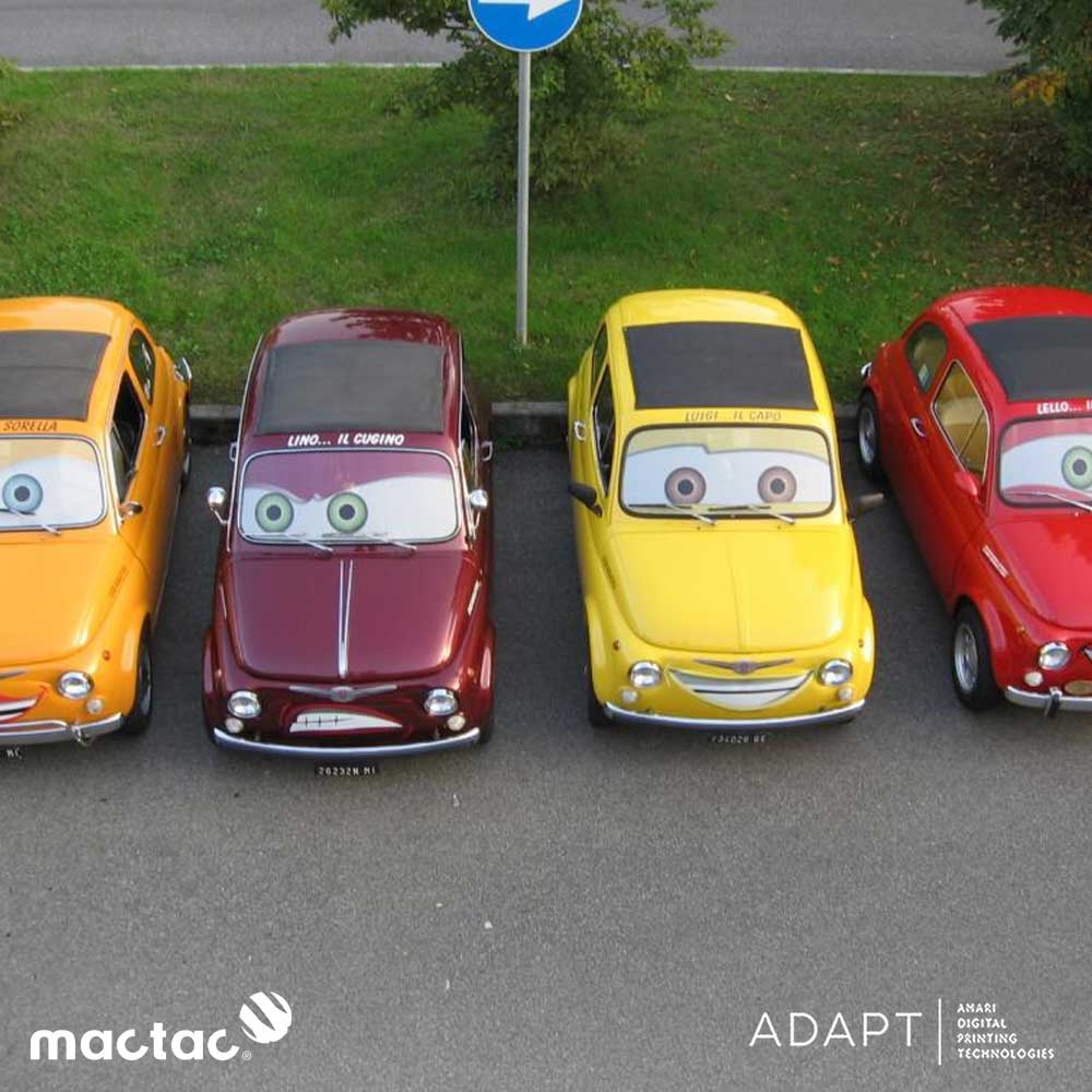 Mactac 9800 Series
