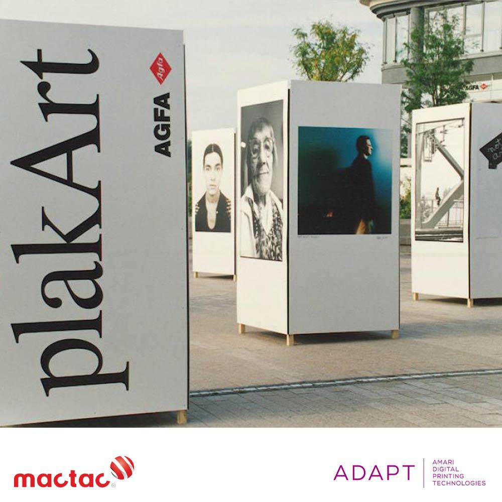 Mactac PP Mount Films