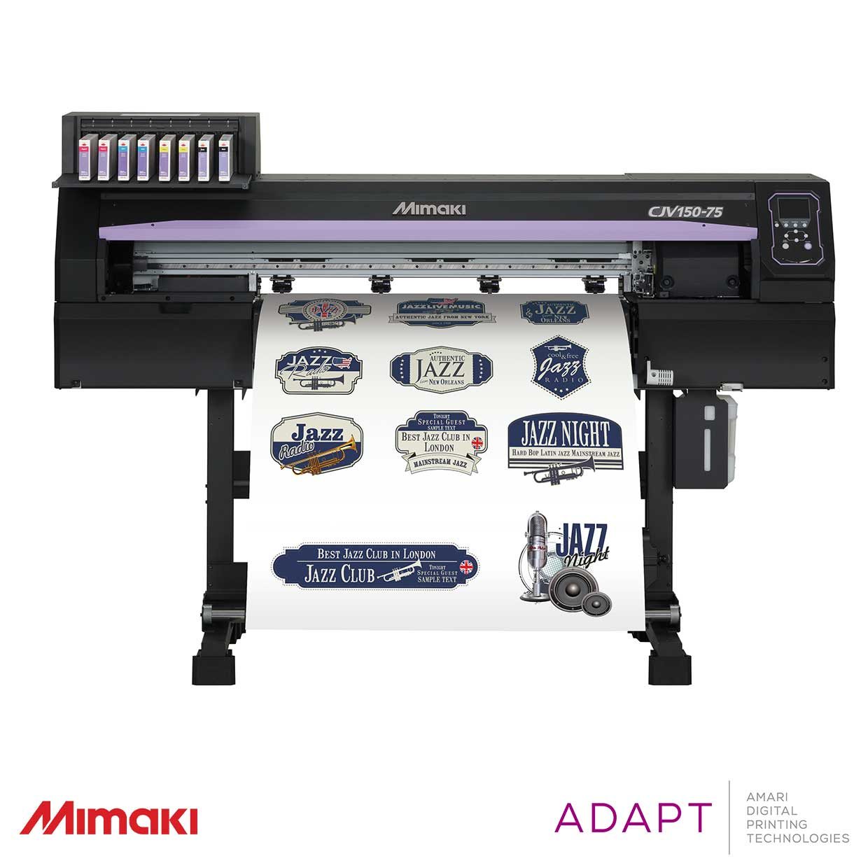 Mimaki Solvent Roll To Roll Printers