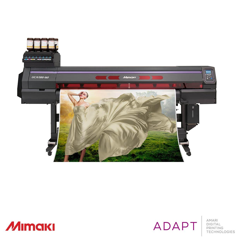 Mimaki UV Roll To Roll Printers