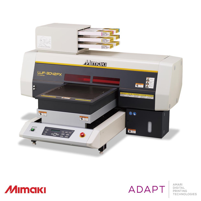 Mimaki UV Flatbed Printers