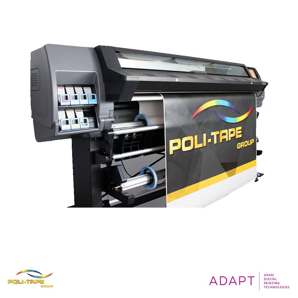 Poli-Tape Poli-Print 1200 Series Polymeric Print Vinyl
