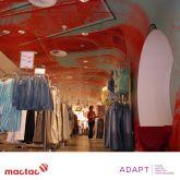 Mactac LF 8700 CS-UV Satin PVC Laminate 1050mm 50m