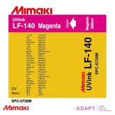 Mimaki LF-140 Magenta 600ml Flexible UV Ink