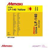 Mimaki LF-140 Yellow 600ml Flexible UV Ink