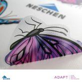 Neschen SolvoPrint Easy Dot Matt Clear Dot Adhesive 1370mm 50m