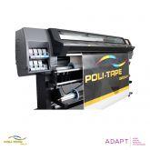 Poli-Tape Poli-Print 150 Gloss White Static Cling 1370mm 25m