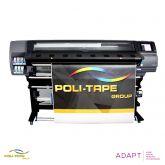 Poli-Tape Poli-Print 150 Gloss White Static Cling 1370mm 50m